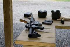 A Day at the Shooting Range