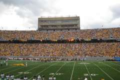WVU Homegames...Not what they used to be