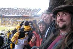 Steelers Playoff Game