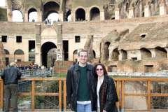Rome - New Years Eve 2002