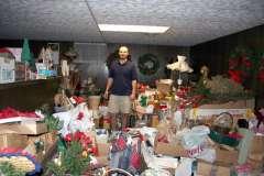 Basement Clean Up 2005