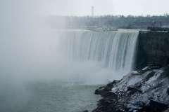 New Years Eve 2007: Niagara Falls