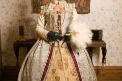Sage Elizabethan Dress