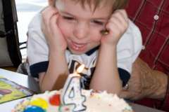 Quinn's 4th Birthday