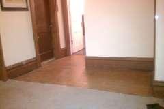 Second Floor Renovations